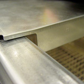 Steel Shelf Panels