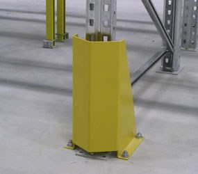 Floor Mounted Column Guards